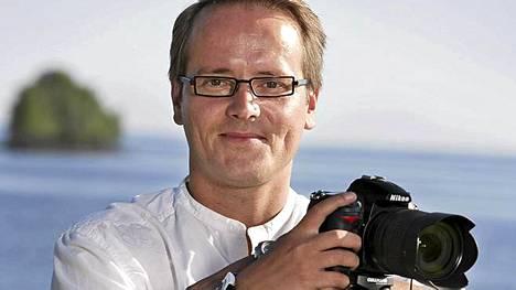 Myrskybongari Rami Saarikorpi.