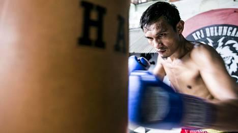 Ical Tobida kertoi Urheilulehden haastattelussa nyrkkeilyottelusta, jossa hänen vastustajansa kuoli.