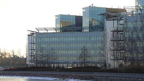 Fortumin pääkonttori sijaitsee Espoossa.