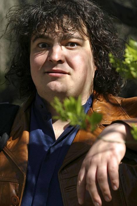 Zarkus Poussa oli Ilta-Sanomien haastateltavana kesällä 2005.