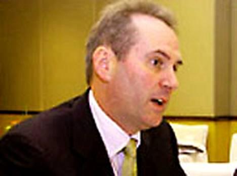 Colin Giles on Nokia Kiinan uusi vetäjä.