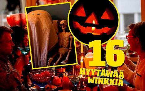 Tiedätkö, miksi halloweenin aikaan käytetään kurpitsalyhtyjä? Katso IS:n vinkit hyytävään juhlaan