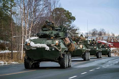 Harjoituksiin osallistuu kaikkiaan yli 50 000 sotilasta.
