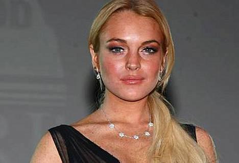 Lindsay Lohan valittiin vuoden 2007 huonoimmaksi naisnäyttelijäksi.