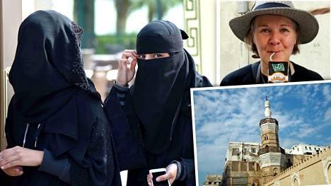 Saudi-Arabiassa turismi rajoittuu edelleen pieniin ryhmiin ja matkalle lähdetään erikoisjärjestelyin.
