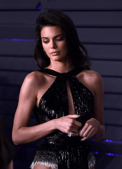 Kendall Jenner vuonna 2019.