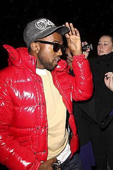 Kanye West oli yksi noin puolitoista viikkoa sitten pidetyn EMA-gaalan odotetuimmista esiintyjistä.