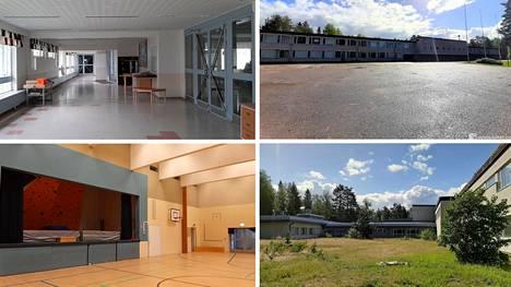 Koulu suljettiin 2013.