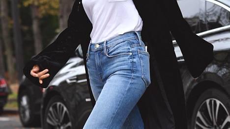 Taskut ovat olennainen osa hyvien farkkujen anatomiaa.