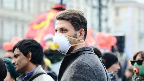 Koronaviruksen leviäminen Italiassa on säikäyttänyt.