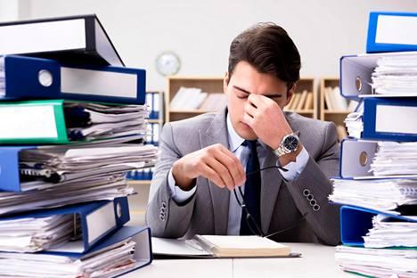 Stressi on kehon tapa ilmoittaa, että on aika höllätä otetta.