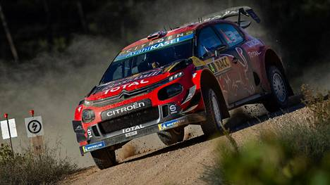 Citroën on jättämässä rallin MM-sarjan. Esapekka Lappi ajoi tallissa päättyneellä kaudella.