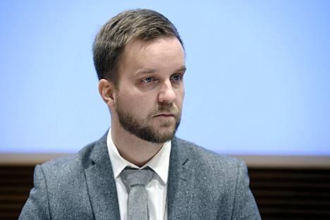 Ulkopoliittisen instituutin tutkija Harri Mikkola.