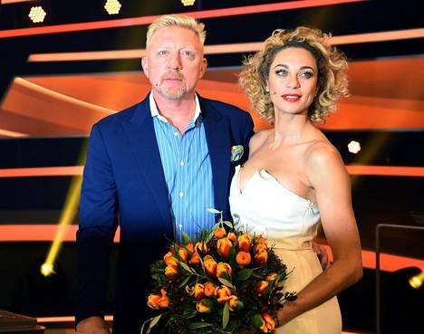 Boris Becker erosi toukokuun lopussa vaimostaan Lillysta.