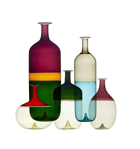 Tapio Wirkkala: Bolle-pulloja.