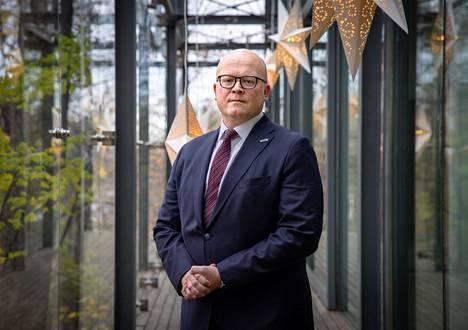 Mikko Hautala haluaa auttaa suomalaisia yrityksiä palaamaan väkevästi Yhdysvaltain markkinoille, kun matkustusrajoitukset hellittävät.
