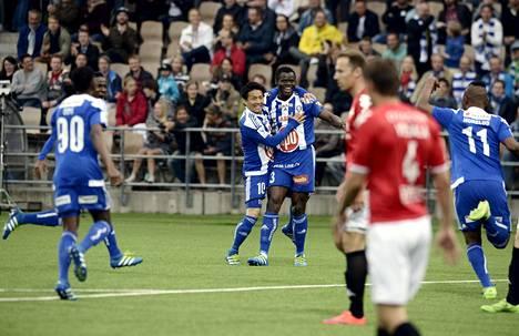 HJK nappasi ensimmäisen derbyvoittonsa 44 vuoteen torstaina.