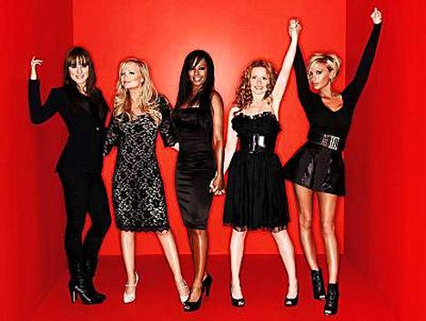 Spice Girls tulee taas!