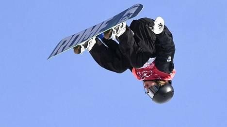 Rene Rinnekangas oli ensimmäinen Real Snow -videokilpailun voittanut suomalainen.