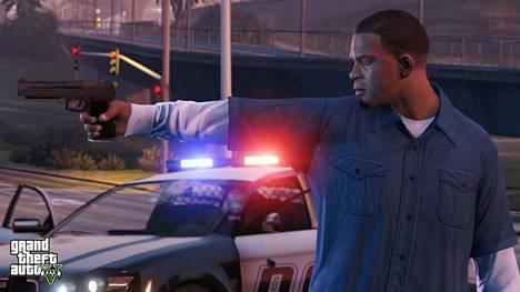 GTA V on hyvin väkivaltainen – ja arvostettu – peli.