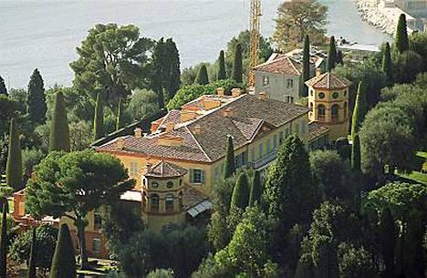 Tämä talo maksoi venäläiselle oligarkille 500 miljoonaa euroa.