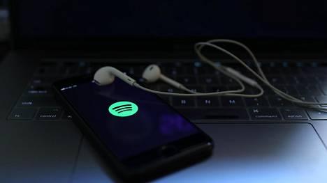 Spotify listautuu tänään pörssiin.