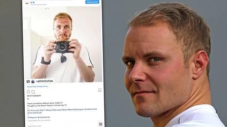Kuin uusi mies! Valtteri Bottas irrotteli lomamatkalla – jopa F1-sarja herkuttelee suomalaisen muuttuneella ulkonäöllä