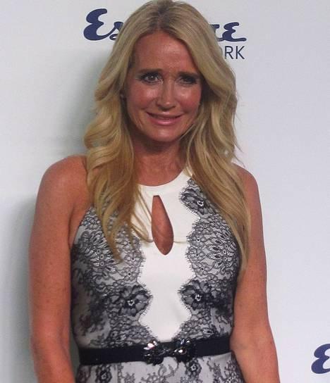 Kim Richards on tullut tutuksi Beverly Hillsin täydelliset naiset -ohjelmasta, jota on esitetty Avalla.