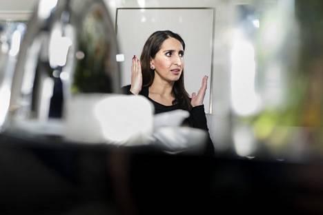 Nasima Razmyar pitää Ruotsissa 2002 murhatun Fadime Şahindalin tapausta Pohjoismaiden häpeäpilkkuna.