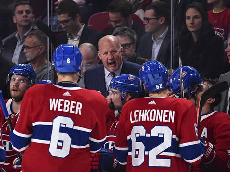 Vuonna 2011 Bostonin Stanley Cup -voittajaksi valmentanut Claude Julien toimii NHL:ssä päävalmentajana 17. kauttaan.
