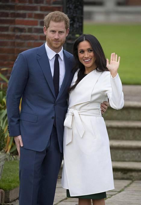 Prinssi Harry ja herttuatar Meghan kertoivat kihlautumisestaan viime vuoden marraskuussa. Sen jälkeen prinssi lopetti metsästyksen.