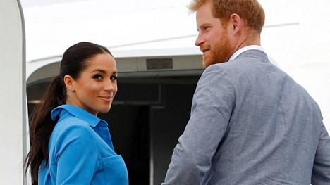 Herttuatar Meghan ja Harry luovat omaa bisnesimperiumiaan kovaa vauhtia Yhdysvalloissa.