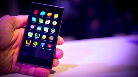 Venäjällä aiotaan ensi vuonna ottaa käyttöön suomalaisen Jollan Sailfish-käyttöjärjestelmää käyttäviä puhelimia.