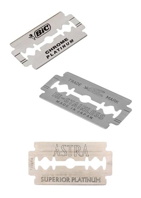 Kestohöyliin sopivia partateriä löytyy monelta eri brändiltä, ja niiden kappalehinnat liikkuvat muutamissa kymmenissä senteissä. Muun muassa Bicin terät 1,95 € / 5 kpl, Feather-terät 4 € / 5 kpl ja Astran terät 3,90 € / 5 kpl.