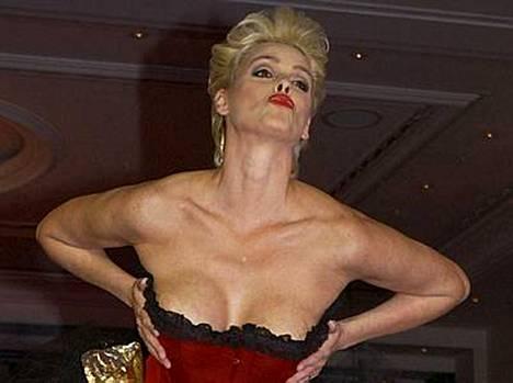 Alkoholismi vei Brigitte Nielsenin huonoon jamaan.