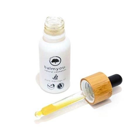 Balmyou Moringa Oil, 24,50 € / 20 ml, mm. Ruohonjuuri.