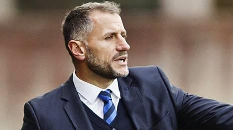 Shefki Kuqi sai potkut Interistä.