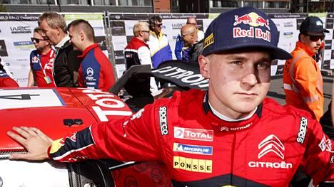 Esapekka Lappi jäi tämän kauden MM-sarjassa kymmenenneksi.