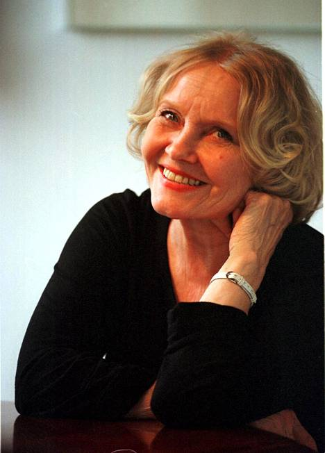 Maija-Liisa Majanlahti menehtyi alkuvuodesta.