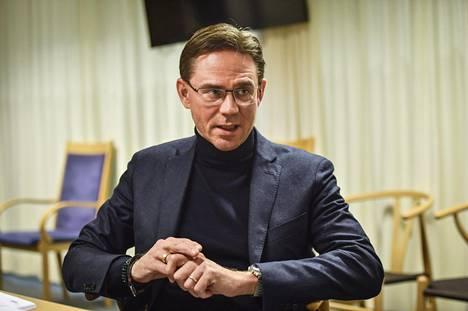 Jyrki Kataisen mukaan ongelmat eivät rajoitu vain yksittäisen maan sisälle ja ihmisoikeuskysymyksiin.