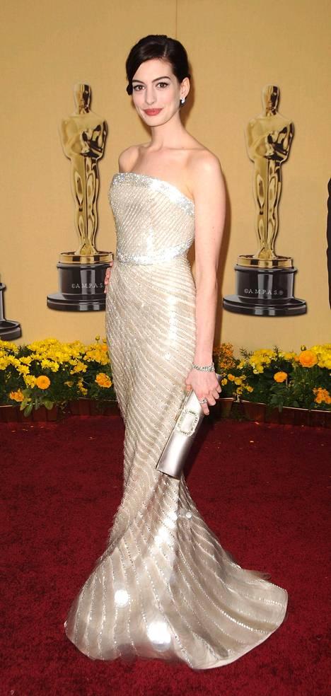 Anne Hathaway hurmasi 2009.
