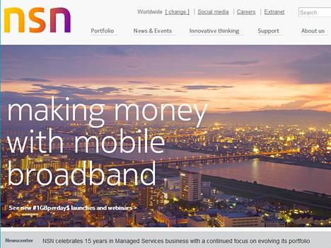 NSN:n näyttää onnistuvan rahanteossa rakentamalla Sprintille huippunopeaa lte-verkkoa.