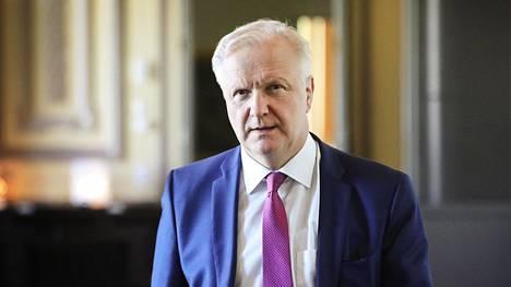 Olli Rehnin mukaan kilpailukykysopimuksella ja sitä seuranneella palkkakierroksella oli merkittävä rooli työllisyyden elpymisessä.