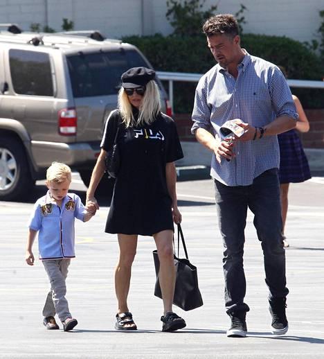 Fergiellä ja ja Josh Duhamelilla on yksi yhteinen lapsi, poika Axl.