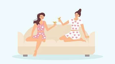 Oman alkoholinkäytön hallitseminen vaatii tottumusten rehellistä tarkastelua.
