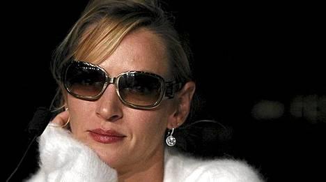 Uma Thurman kuuluu tämän vuoden Cannesin elokuvajuhlien tuomaristoon.