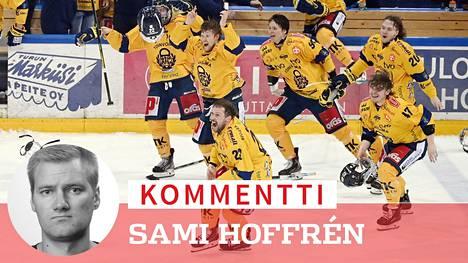 Pekka Virran neljäs ja viimeinen kausi Lukossa huipentui Suomen mestaruuteen.