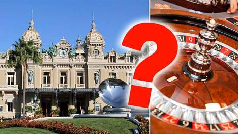 Monte Carlon kasinolla koettiin kummallinen ilta vuonna 1913.