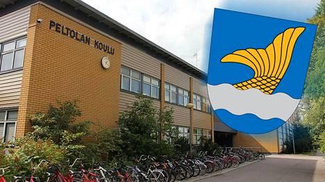Vantaan kaupungin mukaan asia koskee osaa Peltolan koulun seitsemäsluokkalaisista.