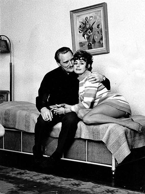 Åke Lindman menehtyi sairauksien uuvuttamana maaliskuussa 2009. Kuva vuodelta 1969.